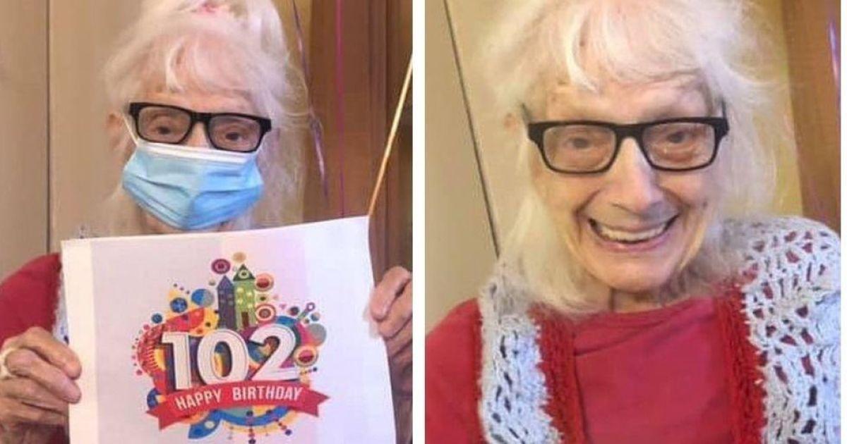 """Американка, яка народилася в розпал епідемії """"іспанки"""", здолала онкологію і сепсис, у 102 роки двічі перемогла COVID - 19"""