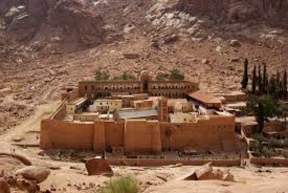 Монастир Катерини Синай