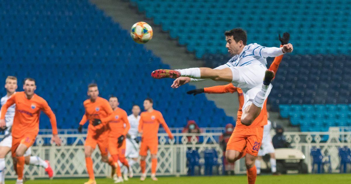 УПЛ онлайн: результаты матчей 12-го тура Чемпионата Украины по футболу, турнирная таблица