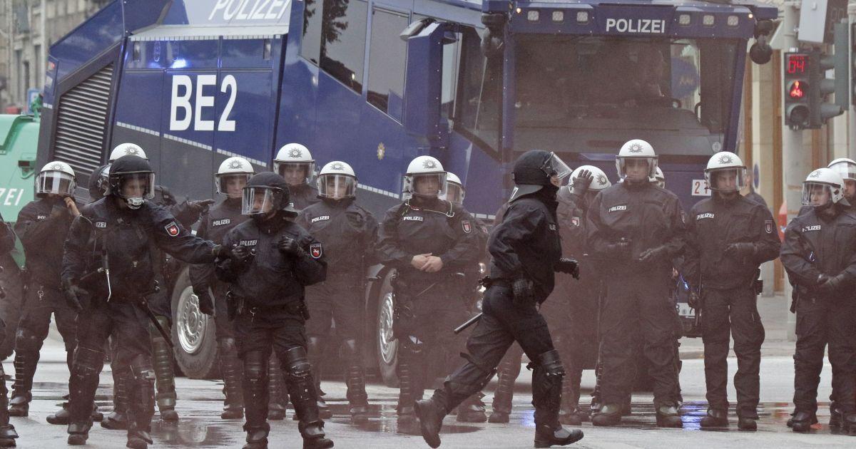В Германии прошли массовые протесты против коронавирусных ограничений