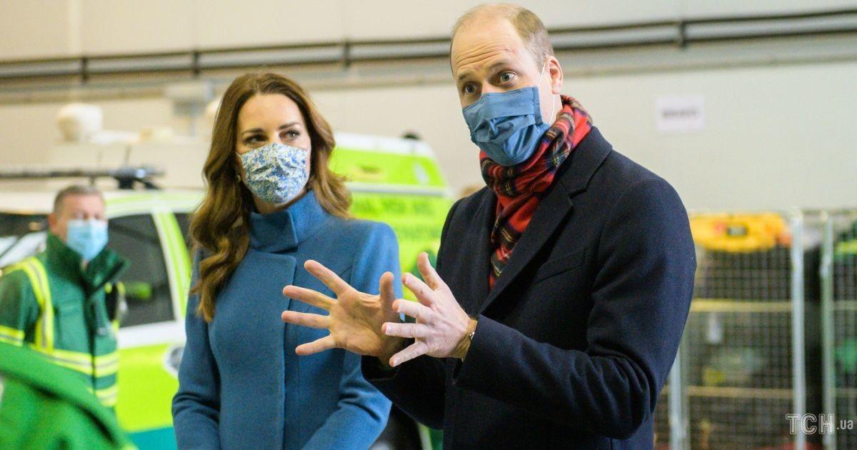"""""""Дистанційка"""" по-королівськи: як і де працюють Кейт і Вільям під час локдауну"""