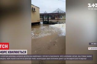 За словами рятувальників, негода у Запорізькій області не вщухатиме ще кілька днів
