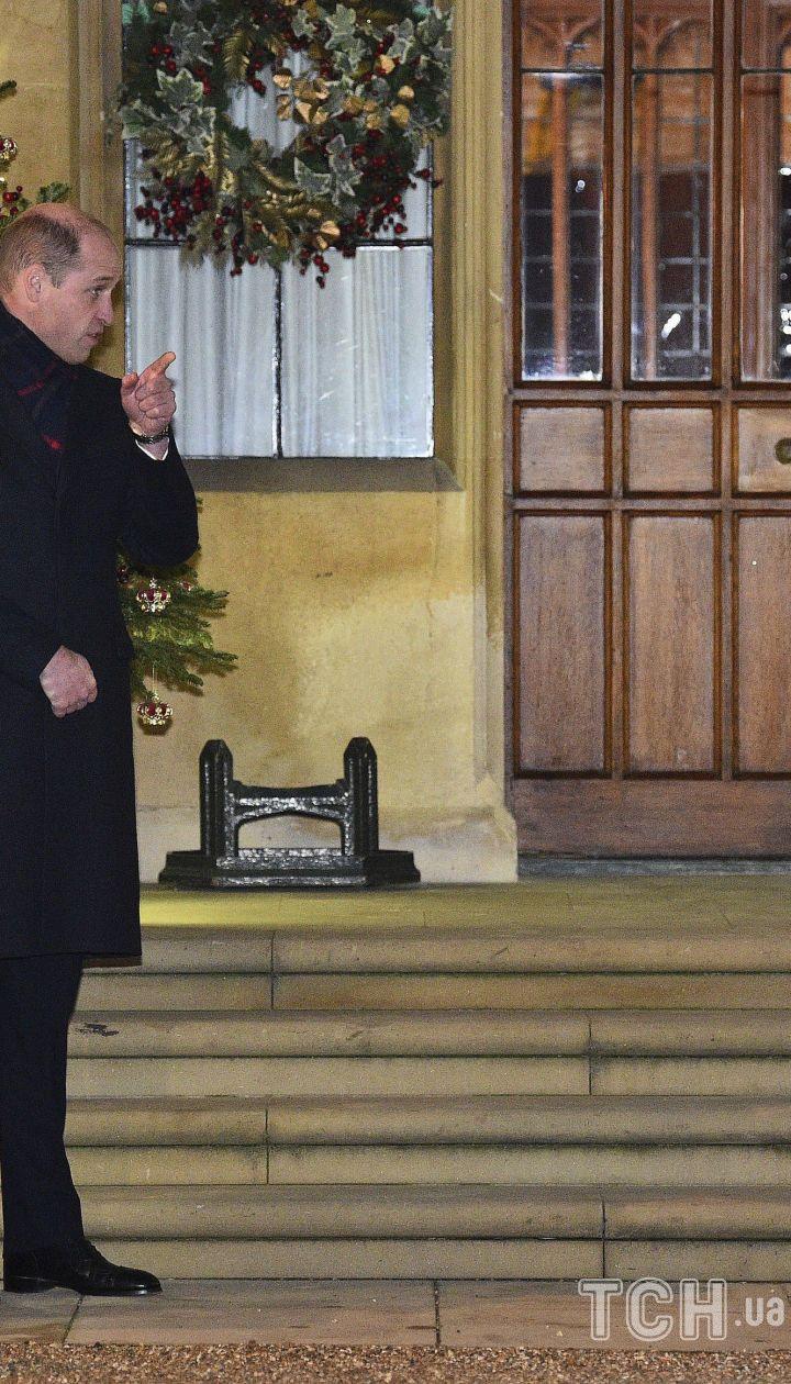 Кейт, Вільям і Єлизавета II