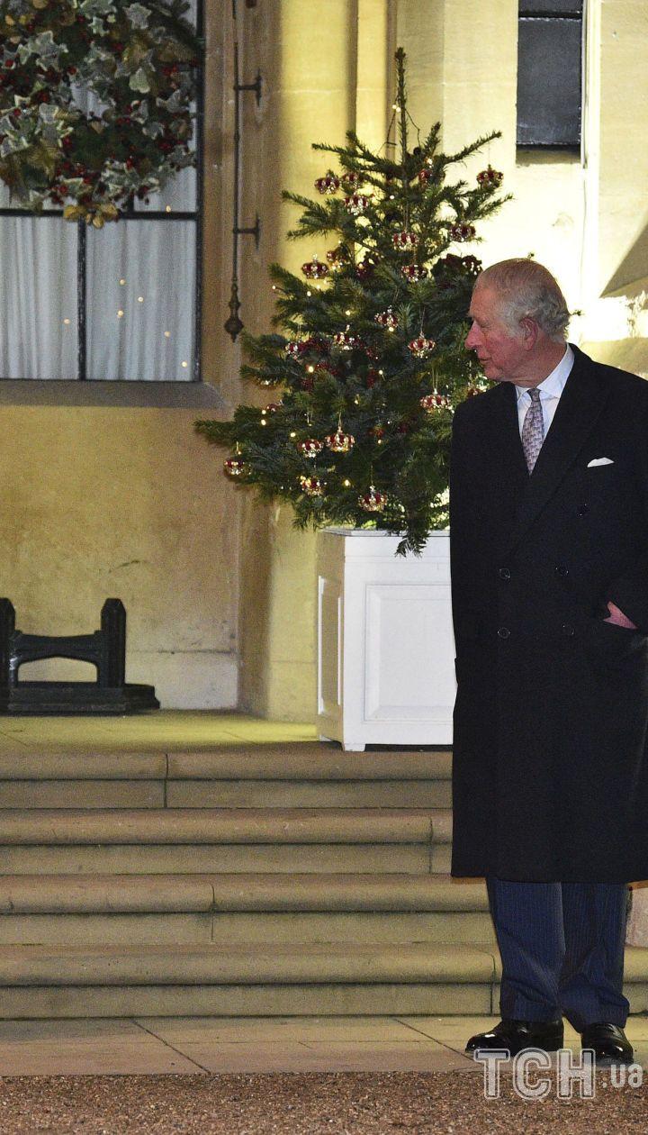 Єлизавета II, Чарльз і Камілла