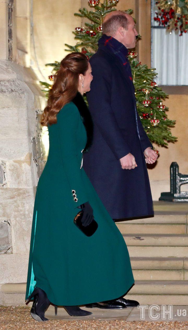 Принц Вільям і герцогиня Кетрін