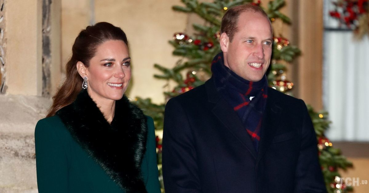 У пальті з хутром і сережках королеви: образ герцогині Кембриджської на зустрічі у Віндзорі