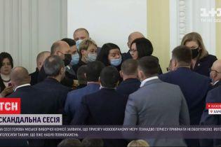 Сесія у Харкові: виборча комісія заявила, що Кернес автоматично набуває мерських повноважень