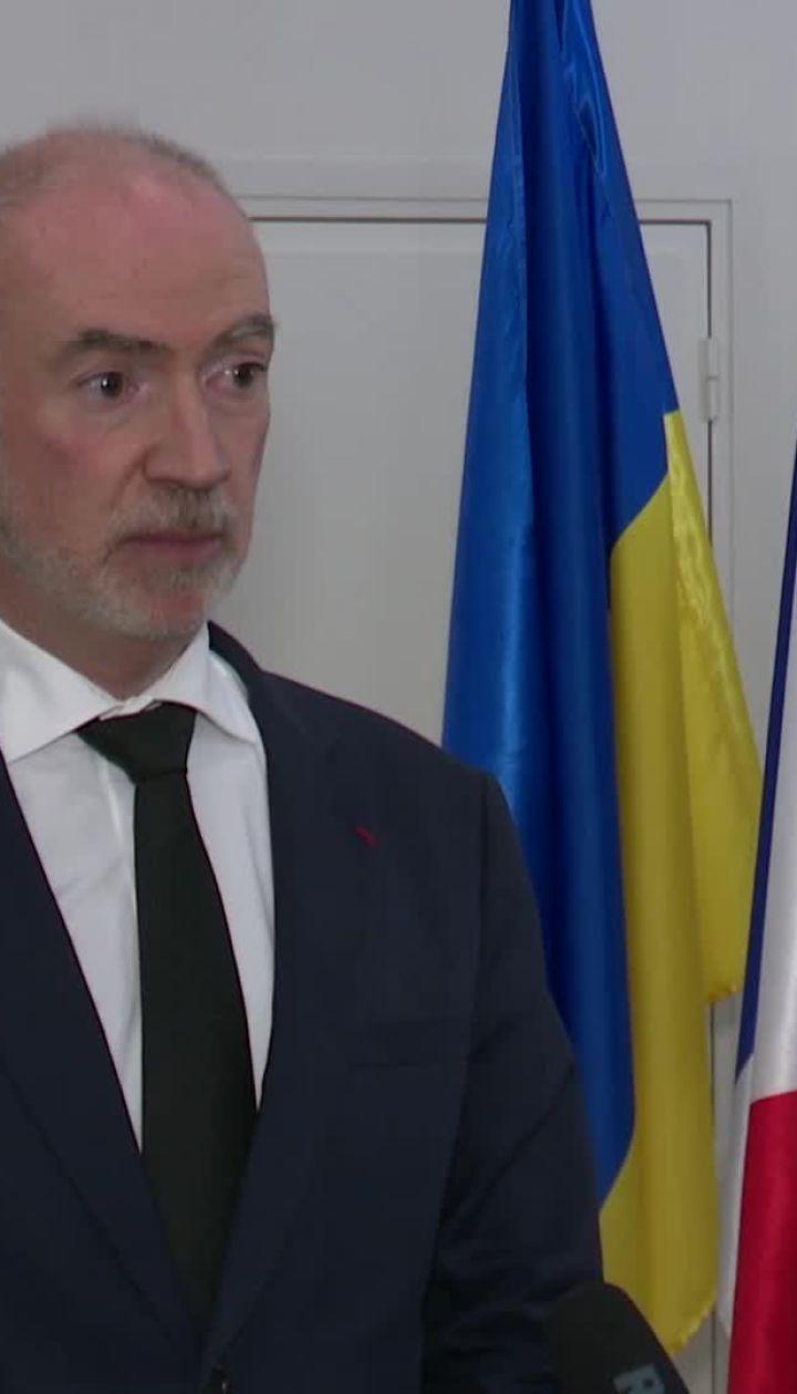 """Послы Франции и Германии рассказали об успехах """"нормандского"""" саммита по Донбассу"""