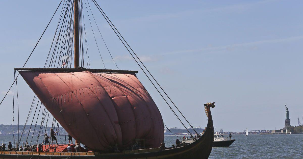 У Норвегії виявлено курган, де поховано правителя разом з кораблем, вік якого становить тисячу років