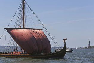В Норвегии обнаружены курган, где похоронен правителя вместе с кораблем, возраст которого составляет тысячу лет