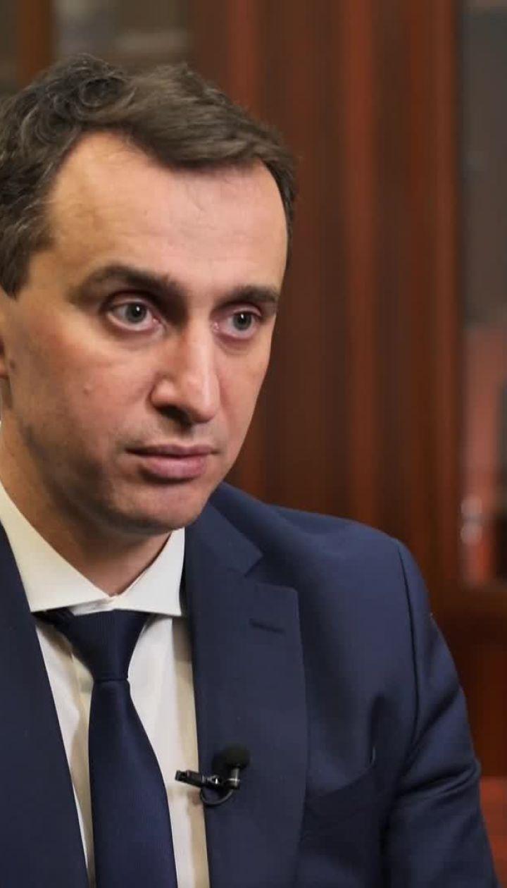 Victor Liyashko dio una pista sobre la epidemia de coronavirus en Ucrania