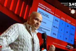 Заступник міністра веде перемовини з індійським виробником – Радуцький про ситуацію з вакциною в Україні