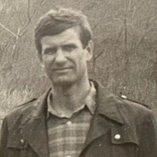 Тато Євгена Кошового