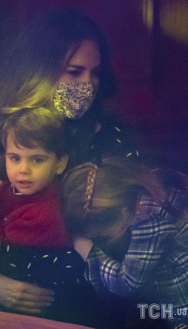 Герцогиня Кетрін з дітьми