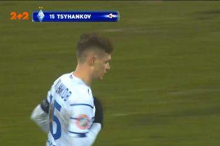 Динамо - Колос - 1:1. Відео голу Циганкова