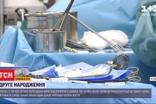 Ночь трансплантаций: в Киеве сразу 4 человека получили возможность жить