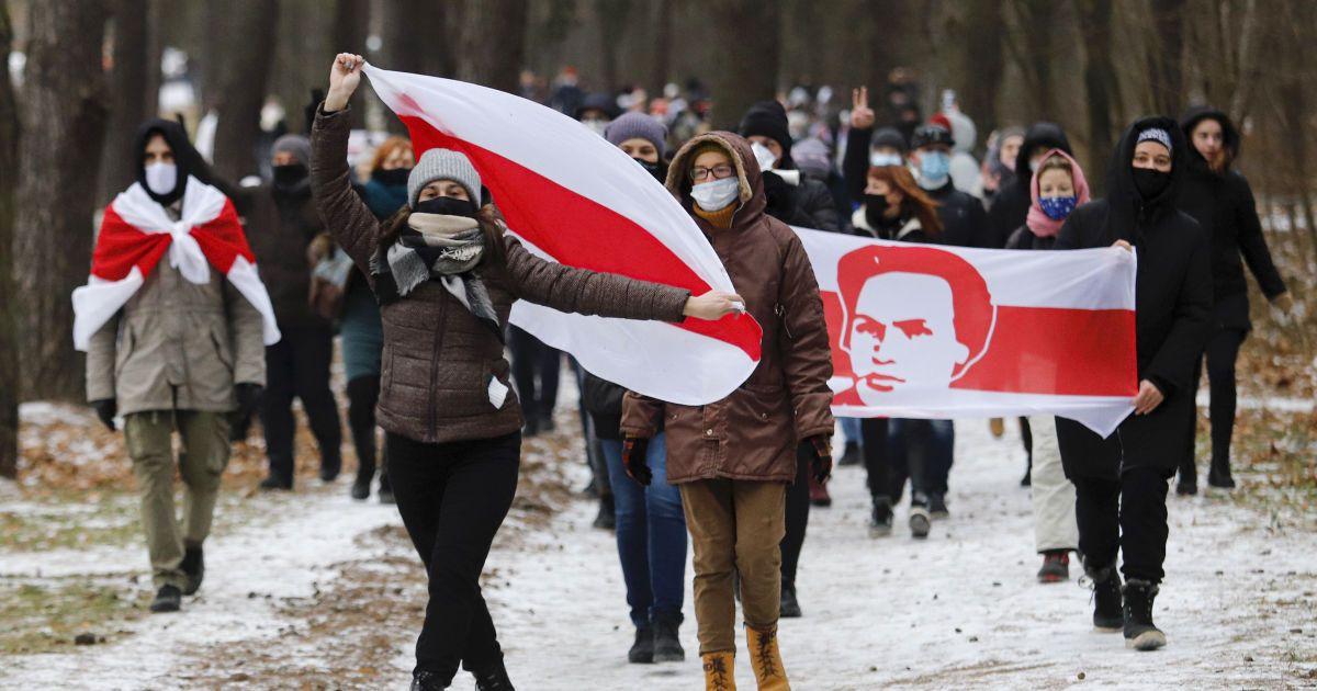 Белорусские активисты призывают менять тактику протестов - эксклюзив ТСН