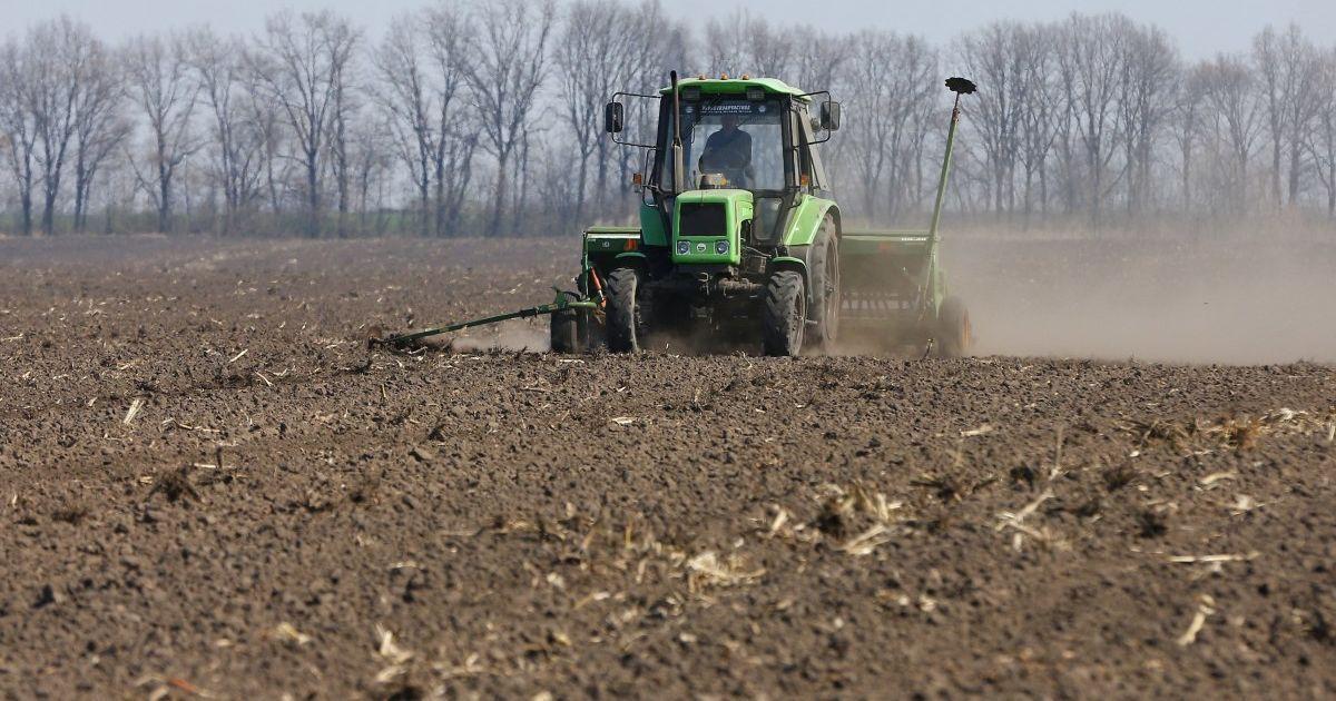 В Україні скорочується сільськогосподарське виробництво
