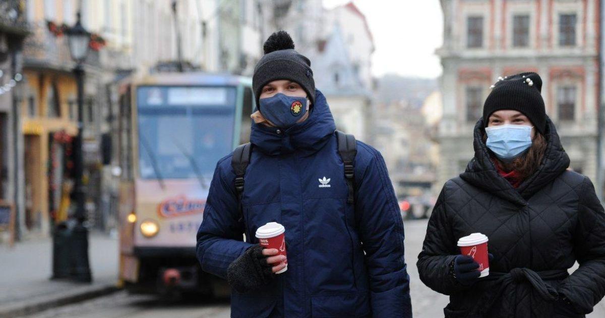 Коронавірус в Україні сьогодні: статистика на 17 січня