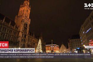 В Германии введут жесткий локдаун, но со смягчением на рождественские праздники