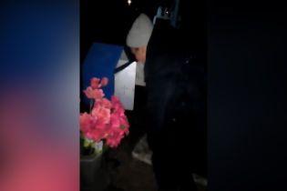 У Херсонской области подростки надругались над могилами на кладбище