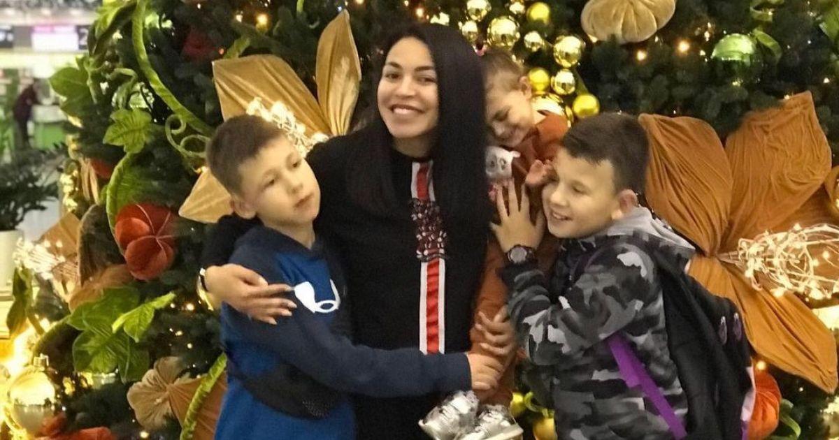 Бывшая Сереги впервые за год пообщалась с похищенными сыновьями
