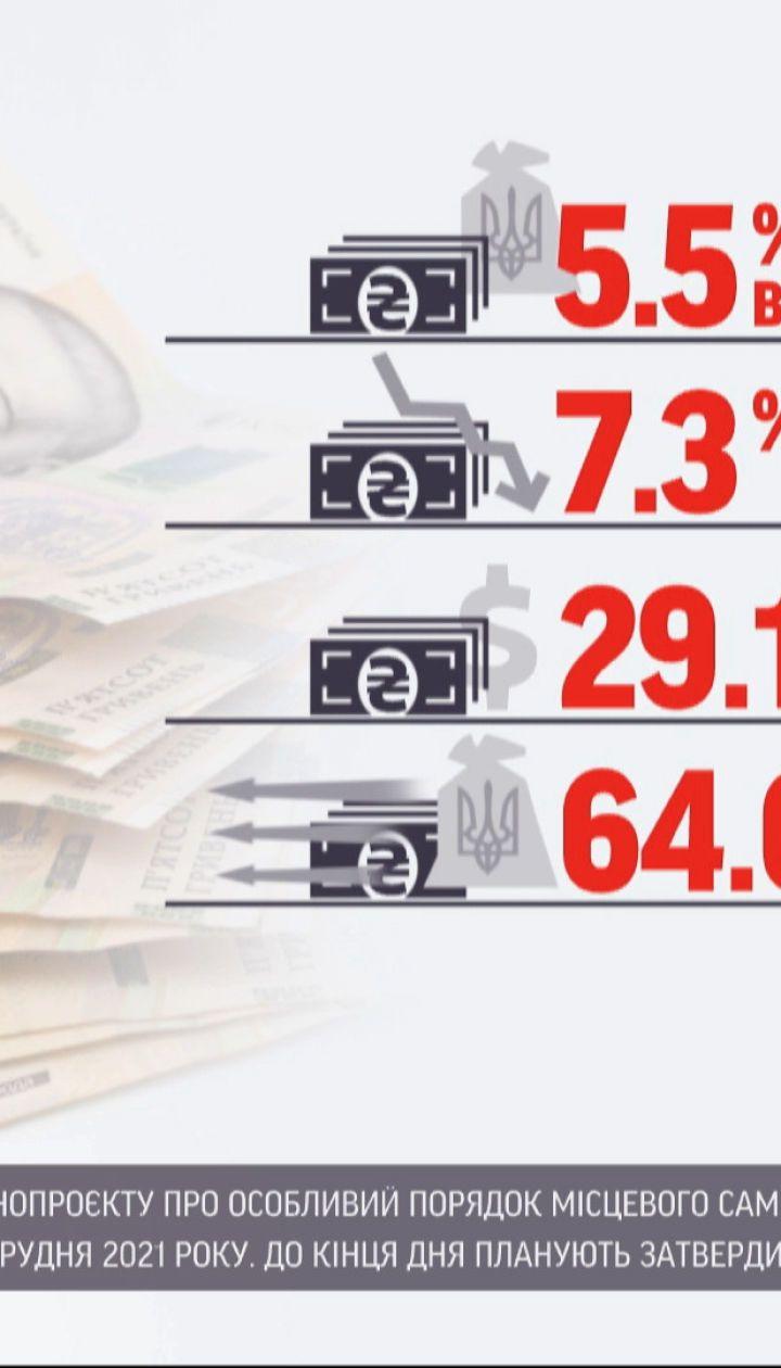 Головний кошторис країни: які цифри влада готова закласти в бюджет