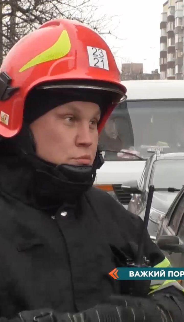 Пожар многоэтажки: в Черкассах спасатели нашли способ, как добраться до верхушки небоскреба