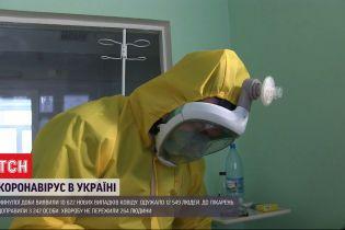 В Украине рекордное количество госпитализаций: более трех тысяч человек оказались на больничных койках