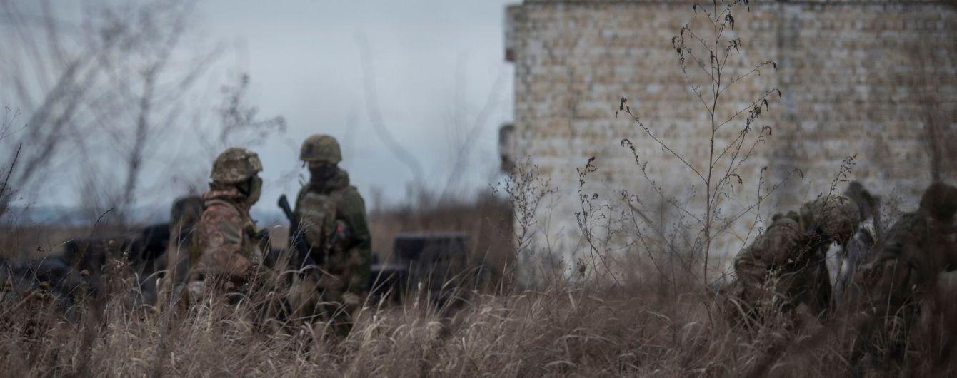 На Донбассе погиб украинский военный результате обстрела боевиков