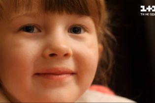 Чекати на диво попри біль: Маленька Анютка Гнатишин та її родина потребують допомоги небайдужих