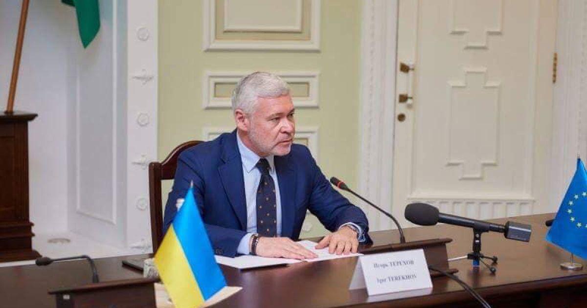 """39 гектарів експлуатувалися незаконно: Терехов пояснив передачу частини """"Барабашово"""" комунальному підприємству"""