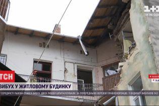 Травмированные люди и разрушенная стена - почему взорвался жилой дом во Львове