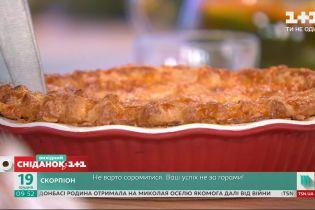 Рецепт вкусного пирога с курицей и картофелем