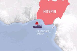 Пираты взяли в плен 6 украинцев у берегов Нигерии