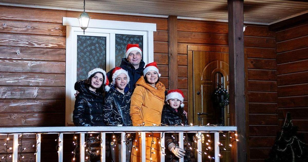 """Маричка Падалко рассказала о праздничных семейных традициях: """"Девиз — без напрягов"""""""