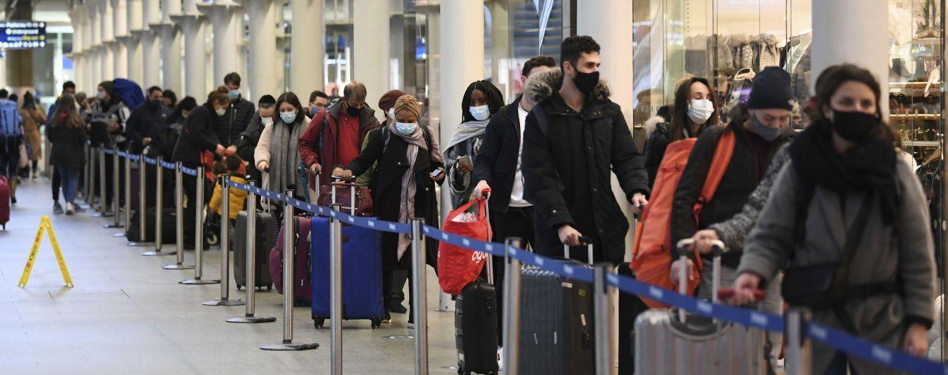 ВОЗ призывает Европу усилить контроль из-за мутации коронавируса