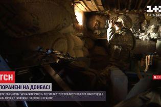 Зранку ворожі бойовики обстріляли українські позиції на Донбасі – є поранені