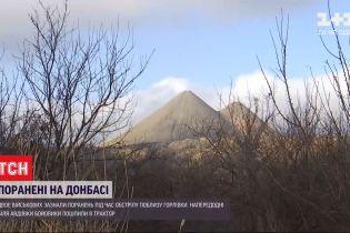 Один полонений і троє поранених на Донбасі: поблизу Горлівки лунали ворожі обстріли