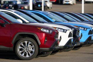 Названы цены на самые популярные новые авто среди украинцев в 2020 году