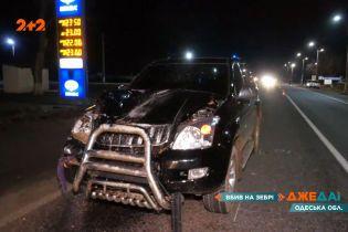 Дорогий позашляховик збив на смерть двох пішоходів: чи відповість водій за скоєне