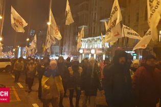 У Києві знову протестують ФОПи