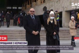 Похорон у Харкові: хто з політиків вже приїхав прощатися з Кернесом