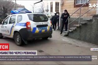 В Одеській області розшукують стрілка, який вбив суперника за серце жінки