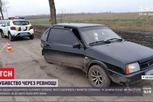 У Одеській області розшукують чоловіка, який застрелив іншого через ревнощі