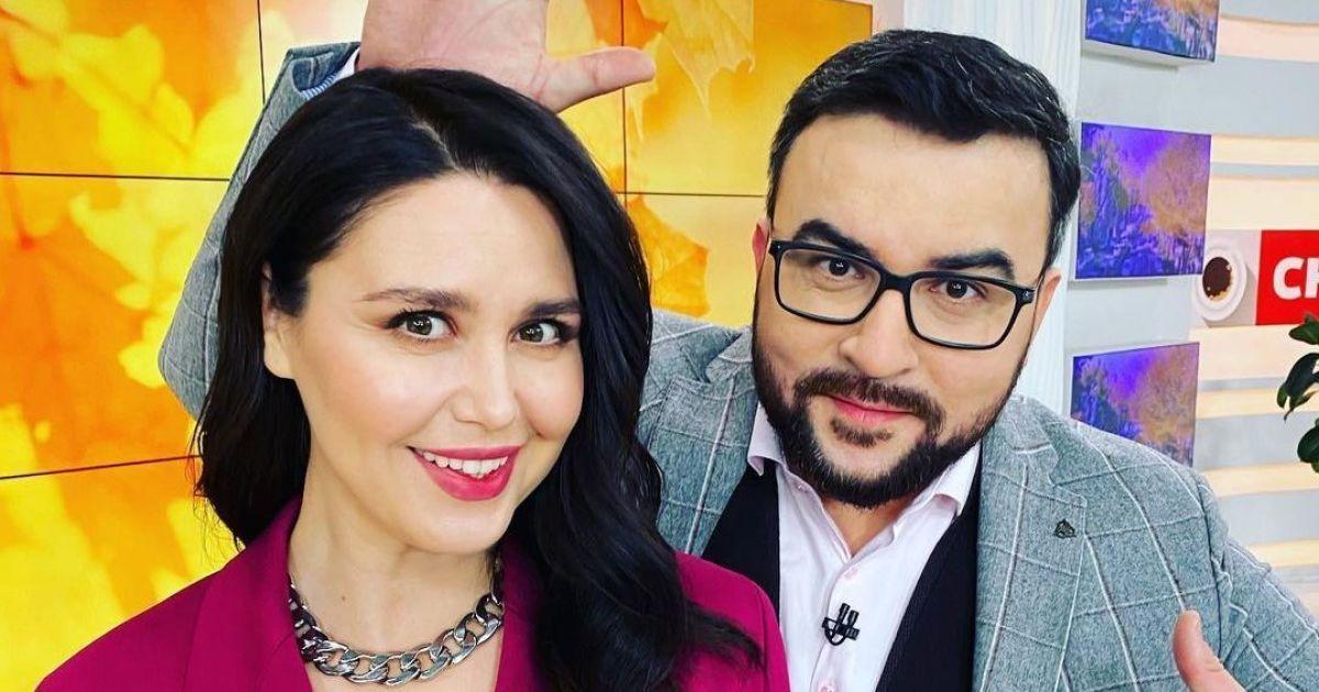 Руслан Сеничкин и Людмила Барбир удивили совместным вокальным дуэтом
