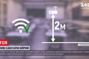 Диетическое меню и доступ к Wi-Fi - какие изменения ждут школьников после каникул