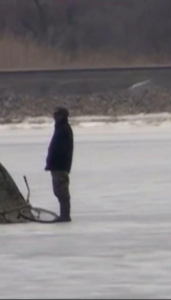 В Черкасской области во время рыбалки утонули двое мужчин