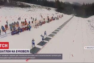Олимпийские игры в Буковеле: туристический курорт выделил 10 гектаров для биатлонного комплекса
