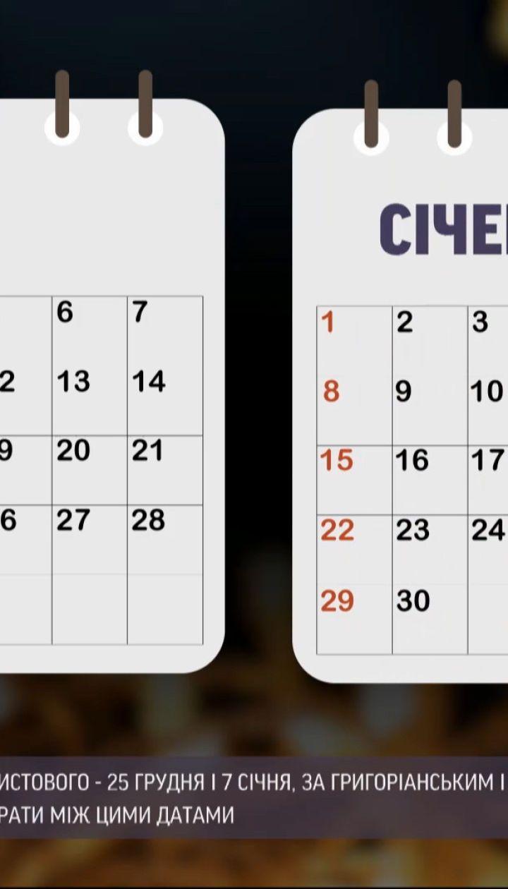 25 грудня чи 7 січня: в який день українцям святкувати Різдво